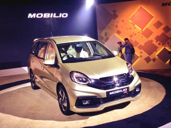 Honda Mobilio Variants In Detail Price And Features