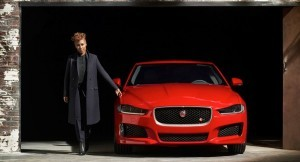 Jaguar XE S sports sedan