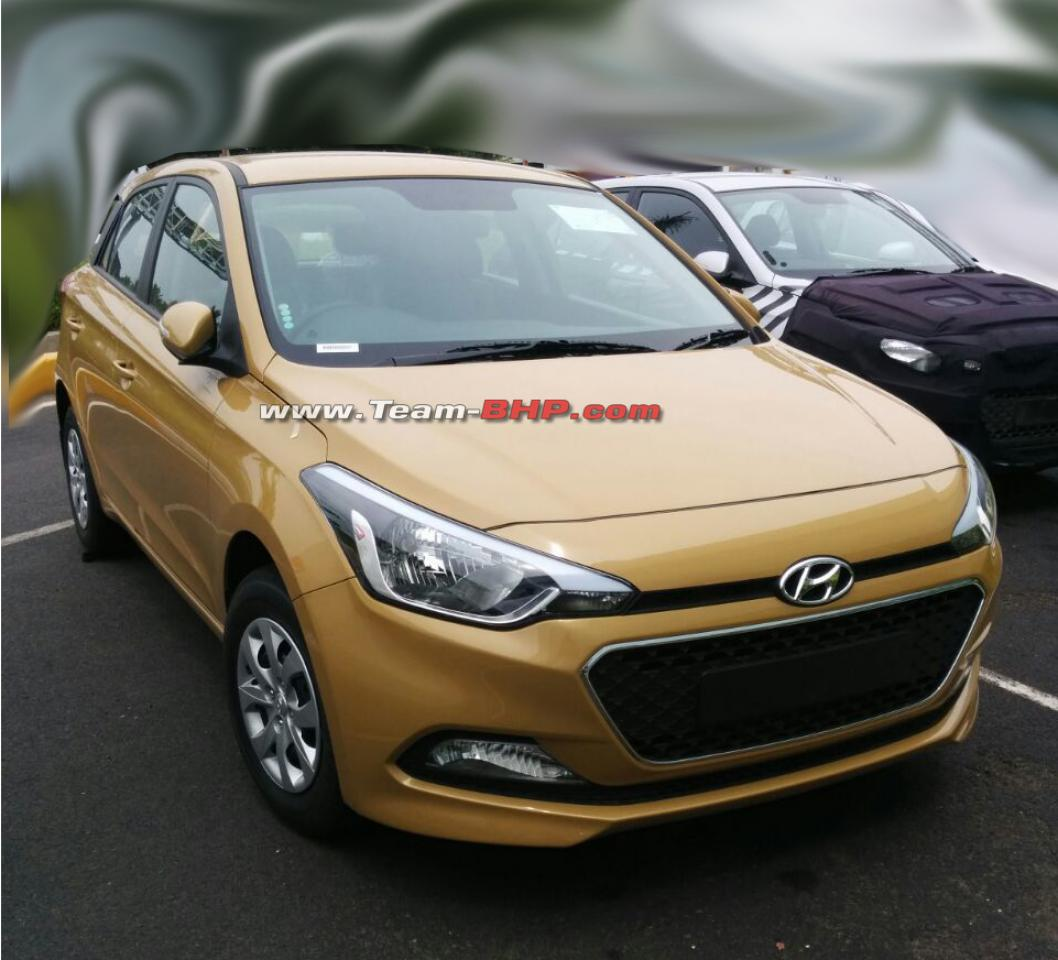 new 2015 hyundai i20 caught testing- pictures inside - india car news