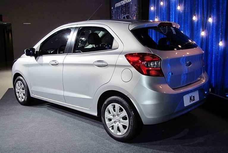 The New Ford Ka Is A Global Product Which Powered By 10 Litre Flex Three Cylinder Engine That Capable Of Developing Top Power Output 85bhp At