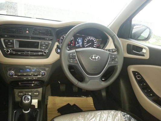 New Hyundai i20 interiors