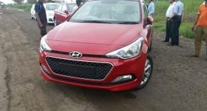 New 2015 Hyundai i20