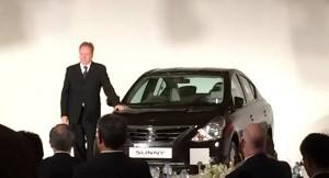 New Nissan Sunny
