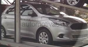 New generation Ford Figo