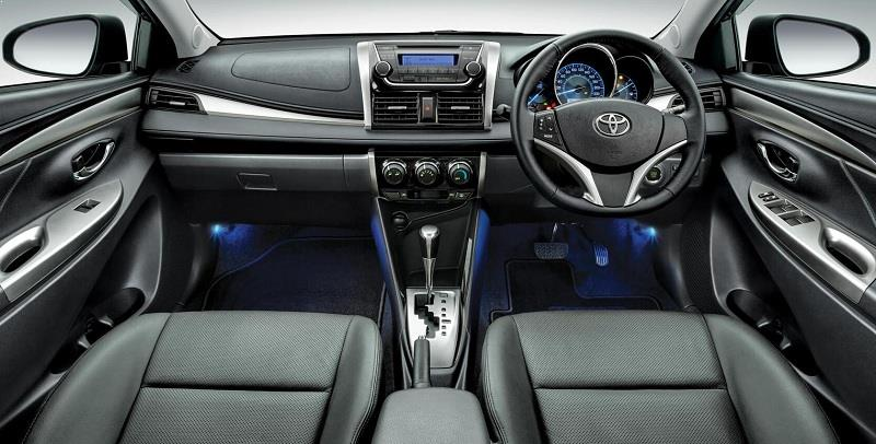 2014 Toyota Vios Boot Space | 2017 - 2018 Best Car Reviews