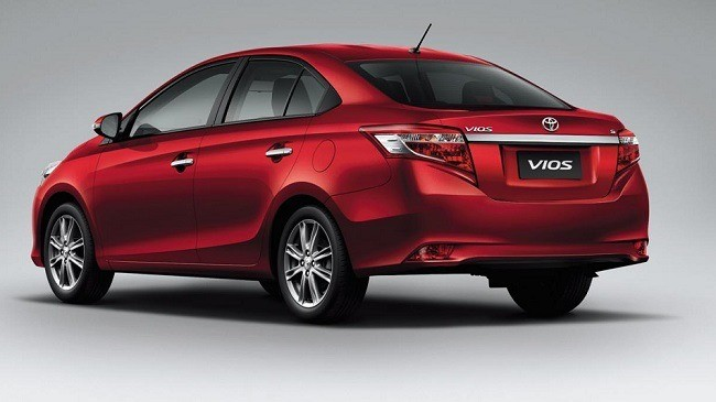 Toyota Vios India Price, Launch, Specifications, Mileage