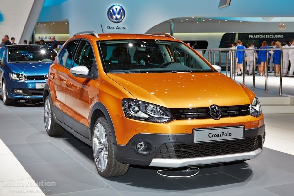 Volkswagen Cross Polo facelift