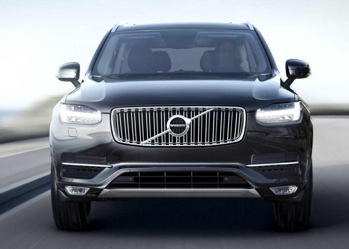 Revealed- New 2015 Volvo XC90 SUV photos and details