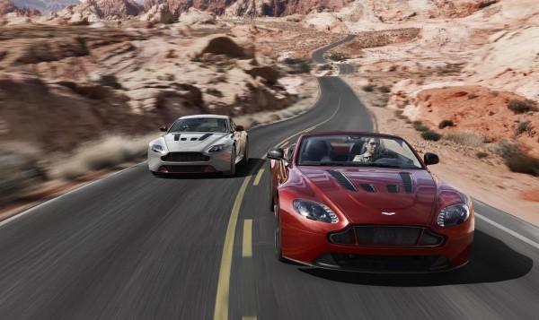 Aston Martin front