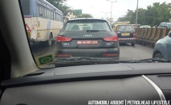 Audi Q3 S Petrol
