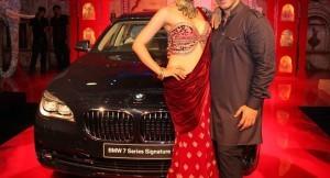 BMW 7 Series Signature