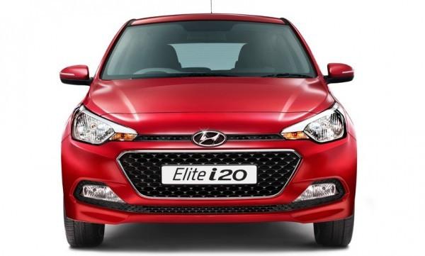 Hyundai Elite i20 fog lamps