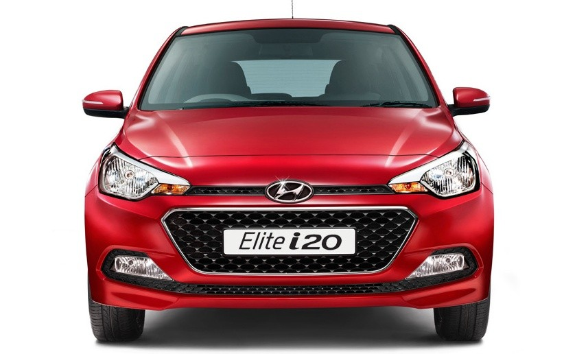 Hyundai Elite i20 fog lamps