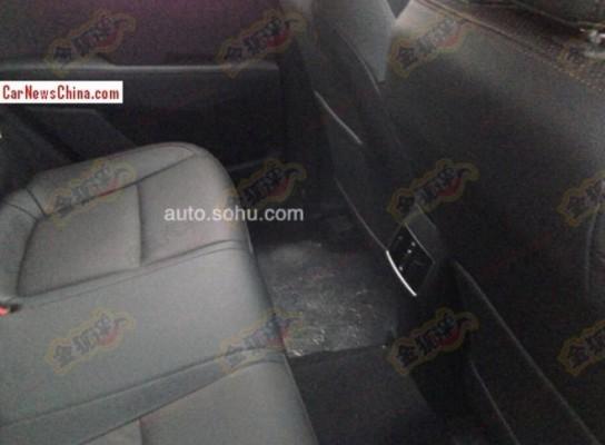 Hyundai ix25 rear AC vents