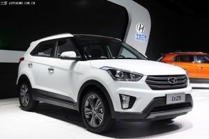 Hyundai ix25 Exterior photos