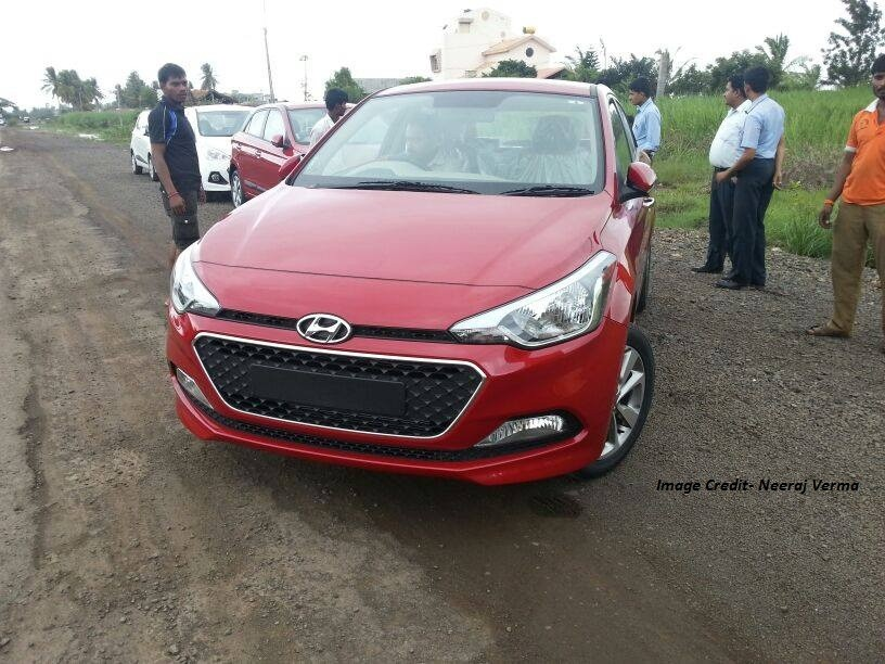 More Details Emerge On New 2015 Hyundai Elite I20