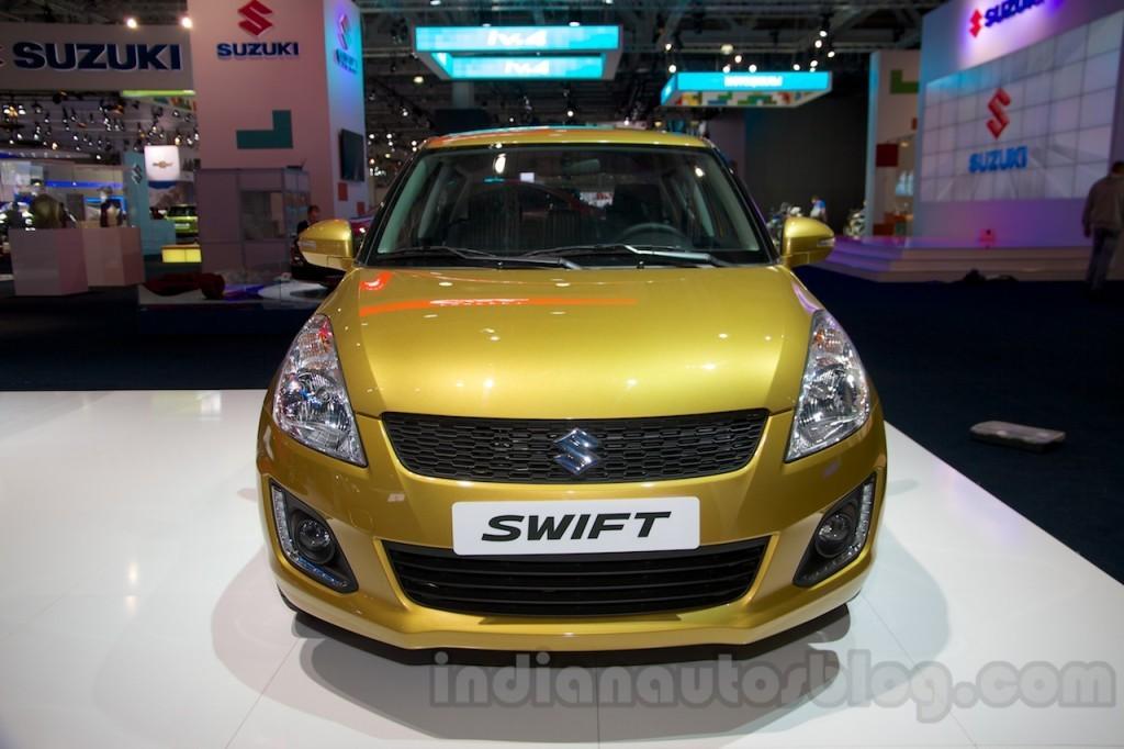 Maruti Swift facelift
