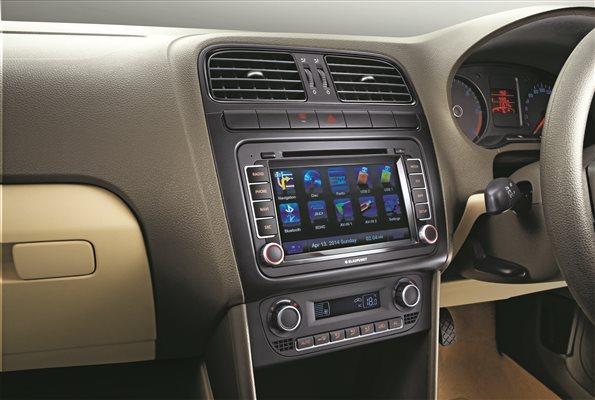 Volkswagen Vento Konekt interior