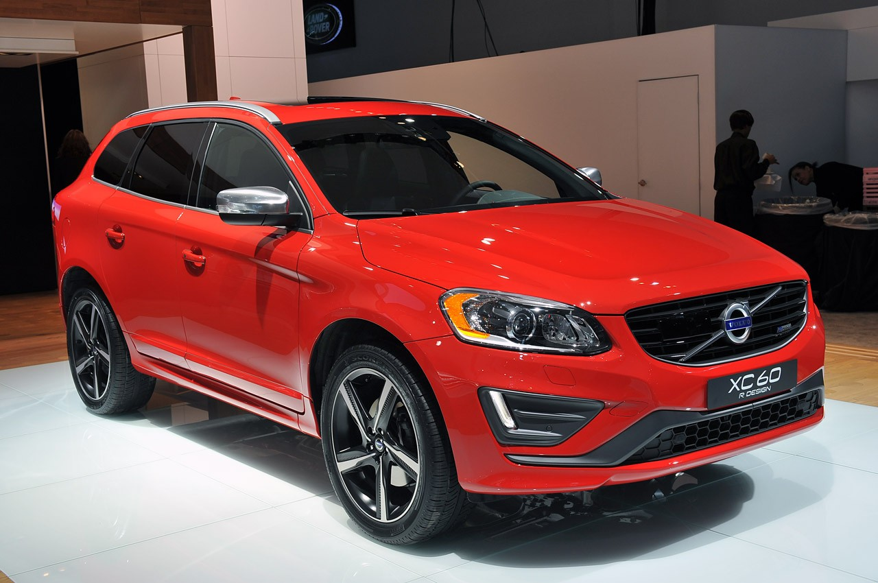 Volvo XC60 R-Design launched; priced at Rs. 51 lakh