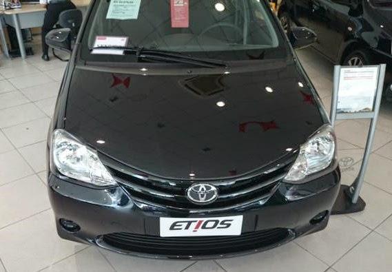 2015 Toyota Etios Facelift