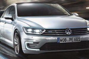 2017 Volkswagen Passat GTE India