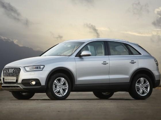 Audi Q3 Dynamic Edition