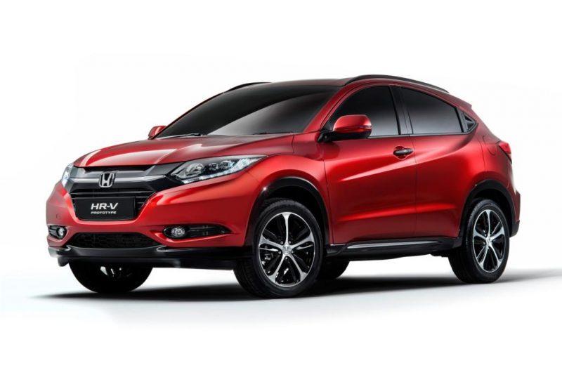 HRV - Honda Cars At Auto Expo 2018
