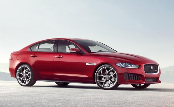 Jaguar XE Sedan alloys