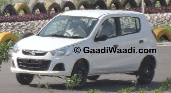 Maruti Alto K10 AMT facelift front