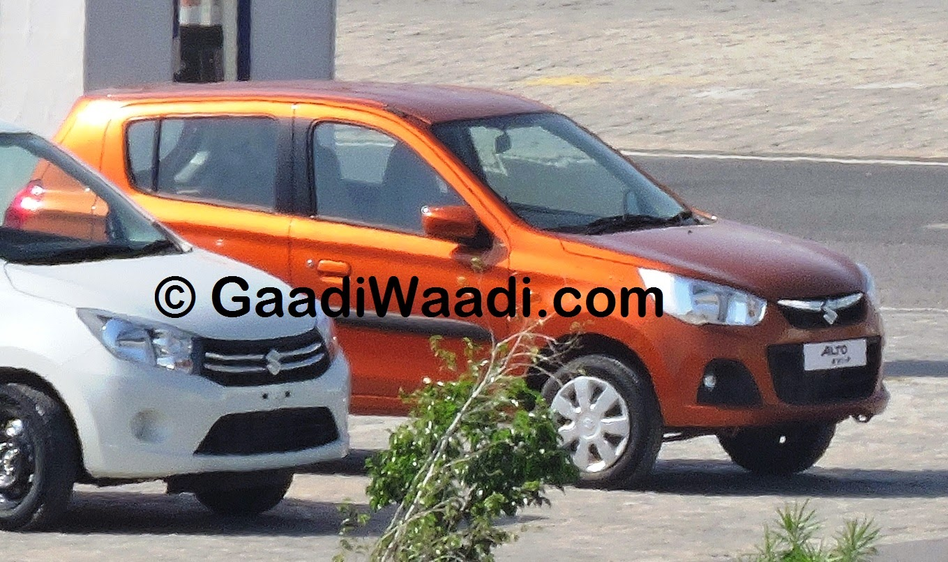 Maruti Alto K10 AMT facelift