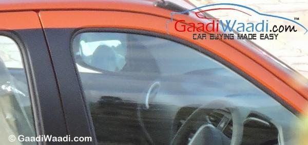 Maruti Suzuki Alto K10 AMT facelift interior
