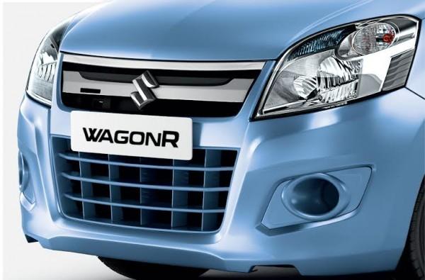 Maruti Suzuki Wagon R Krest front grille