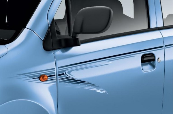 Maruti Suzuki Wagon R Krest graphics