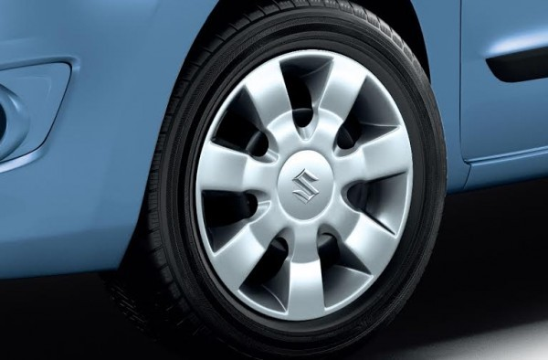 Maruti Suzuki Wagon R Krest stylish wheel covers