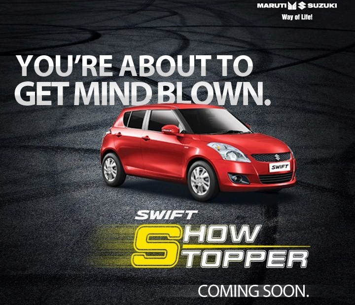 Maruti Swift facelift revealed