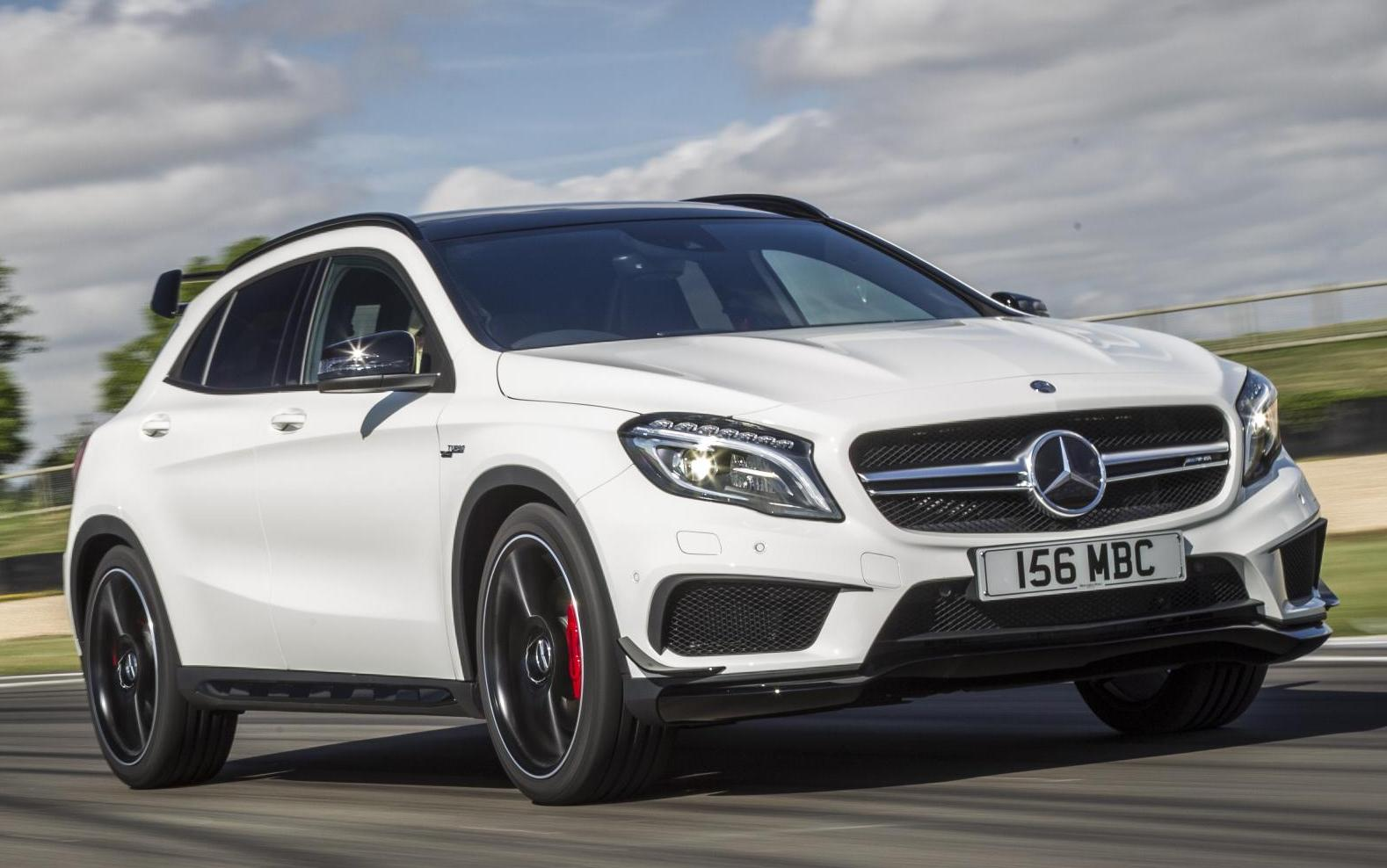 Mercedes benz gla 45 amg launched priced at rs lakh for Mercedes benz gla suv price