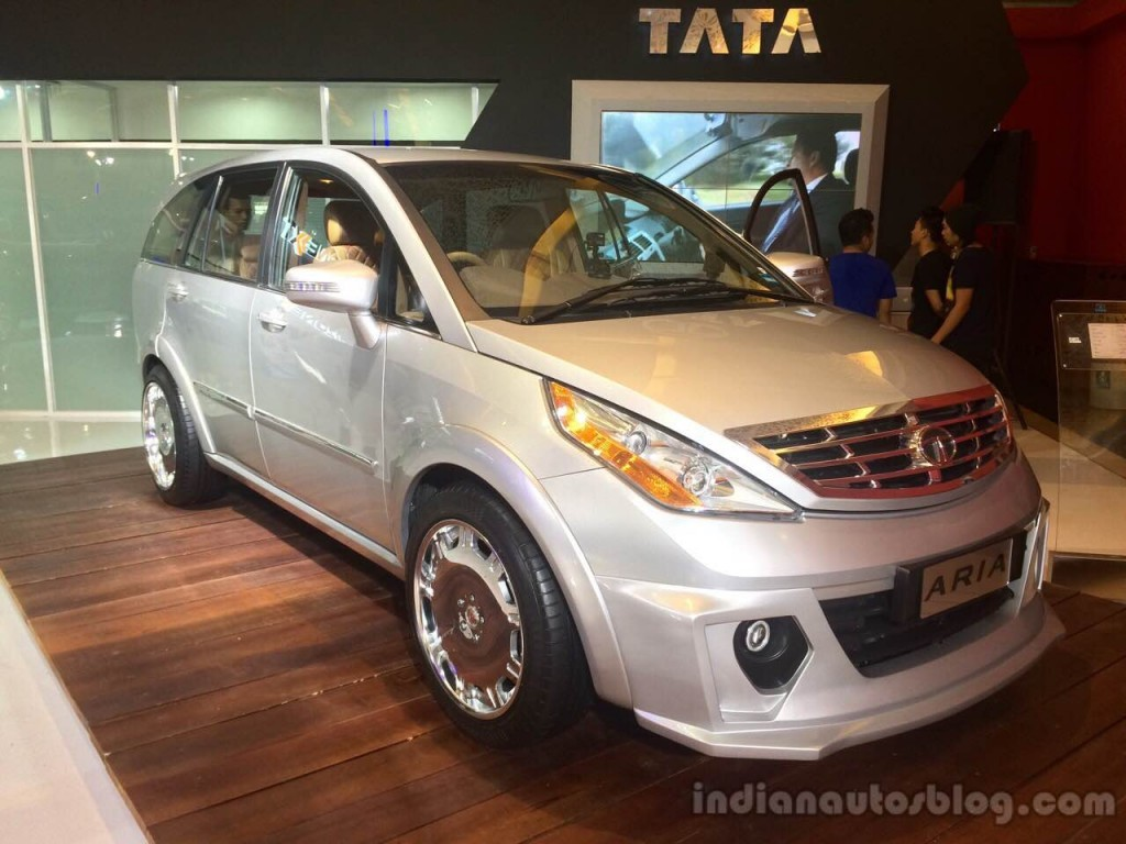 Modified Tata Aria