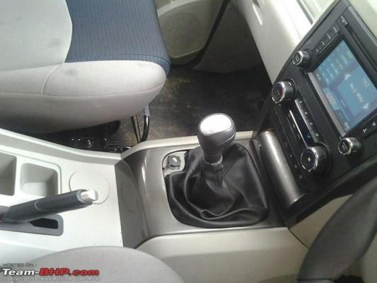 New Mahindra Scorpio interiors