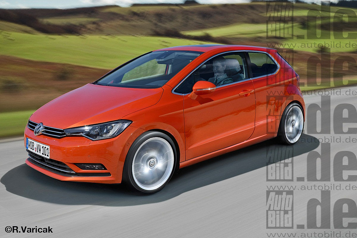 all new 2017 volkswagen polo to enter production in 2016. Black Bedroom Furniture Sets. Home Design Ideas
