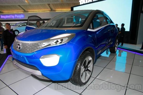 Tata Nexon Mini-SUV