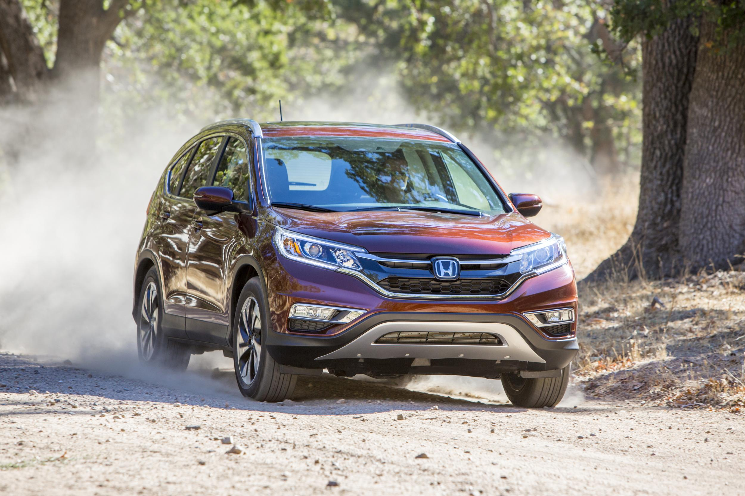 2015 Honda CR-V Facelift launched in US