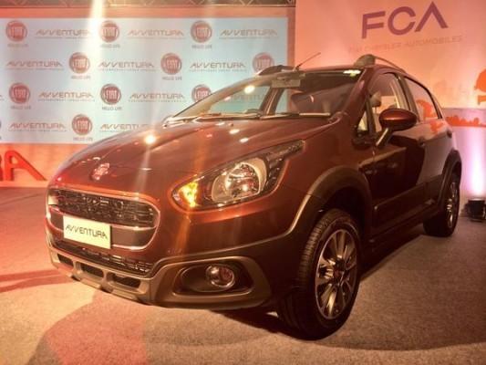 Fiat Avventura launched