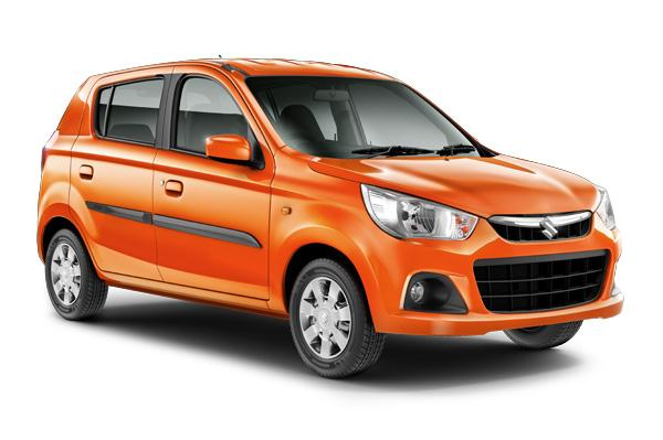 New Maruti Suzuki Alto K10