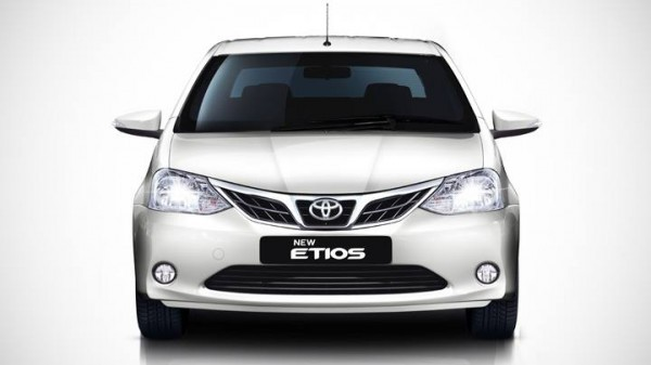 New Toyota Etios
