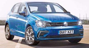 New Volkswagen Polo 2017 India
