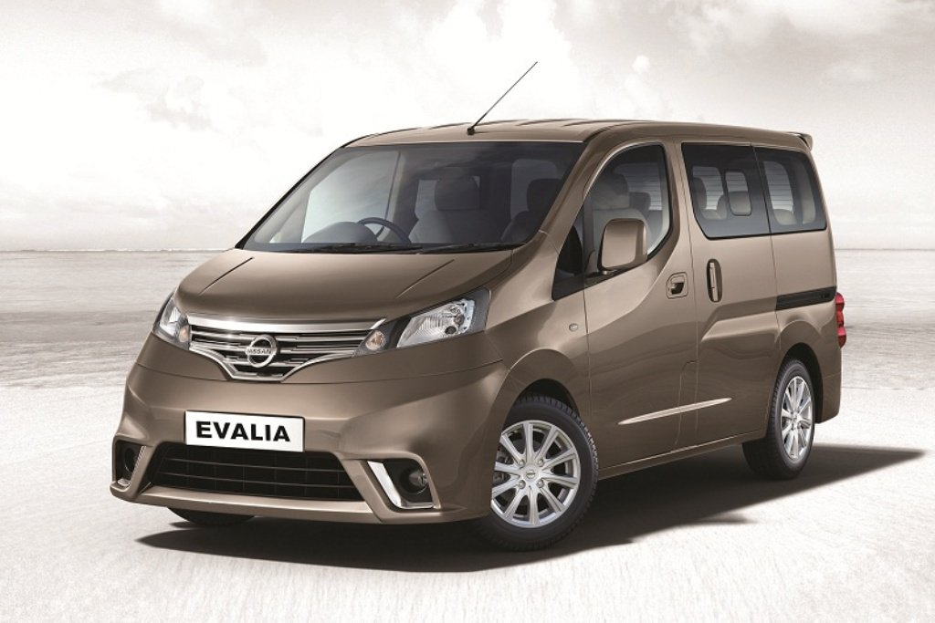 nissan evalia photos wallpapers. Black Bedroom Furniture Sets. Home Design Ideas