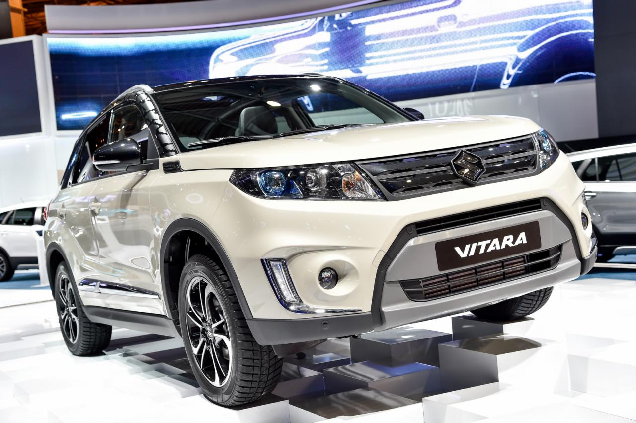 Maruti Suzuki to launch Vitara SUV in India