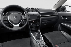 New Maruti Grand Vitara Interior