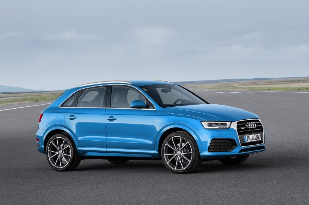 2015 Audi Q3 facelift revealed