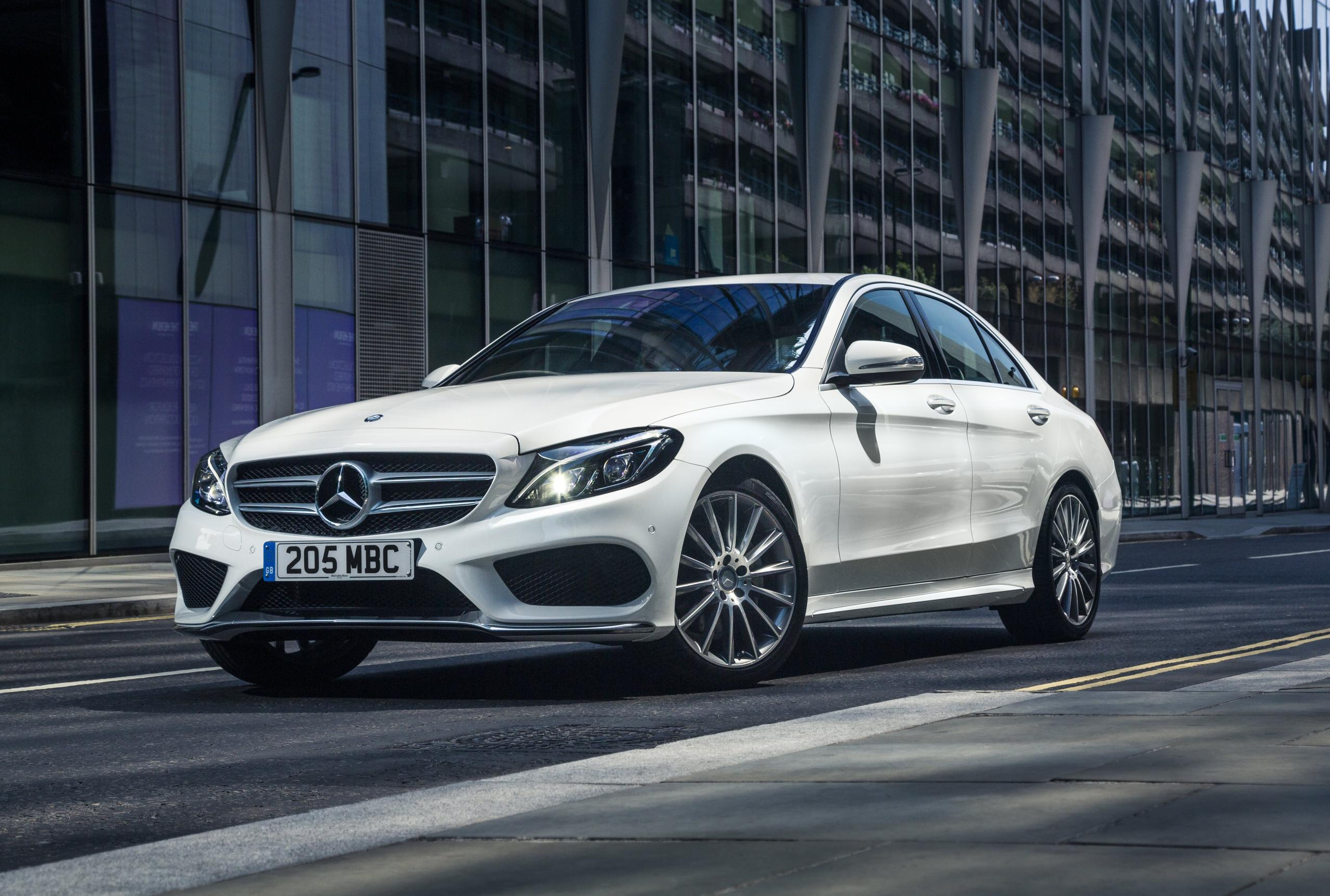 Mercedes Cars India // Mercedes C Class // 2015 MercedesBenz CClass